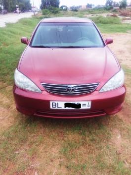 vente de Toyota Camry 2006