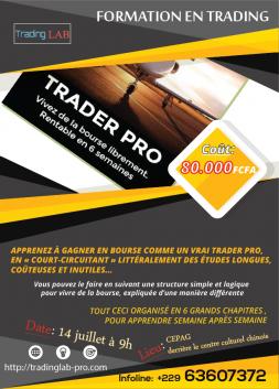 Formation PRO en Trading