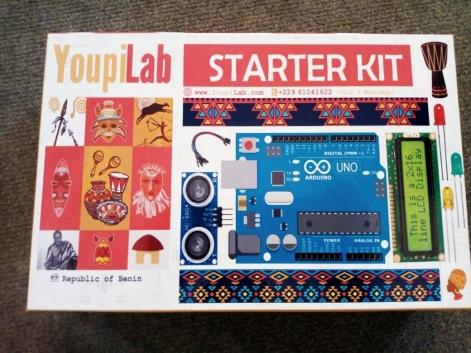 Kit de démarrage arduino et composants