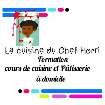 Formation de cuisine à domicile