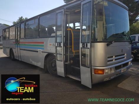 autocars et minibus et autobus de france pas chere