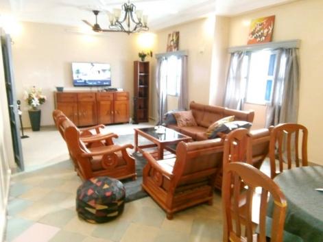 location d'appartement meublé à Abomey-Calavi