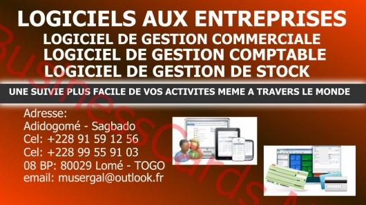 LOGICIELS DE GESTION COMMERCIALE & DE STOCK TOP...