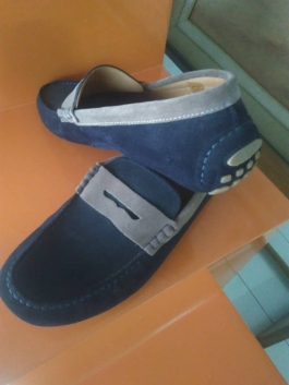 Chaussures en cuir à saisir !