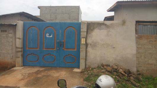 Une maison à vendre