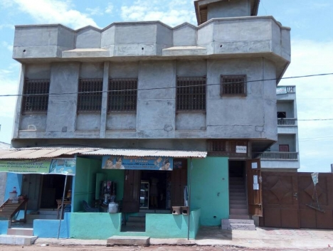Maison locative à vendre à Calavi Zopah