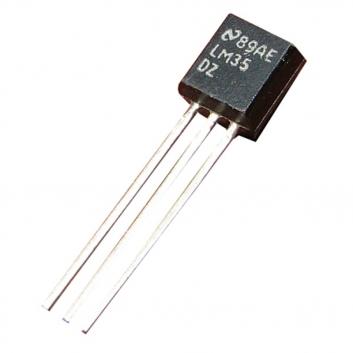 Capteur de température LM35